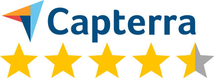 capterra review stars